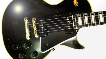 GIBSON LES PAUL CUSTOM 1955