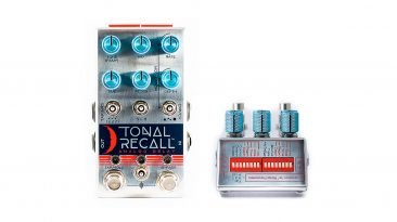 Chase Bliss Audio Tonal Recall Analog Delay 440hz