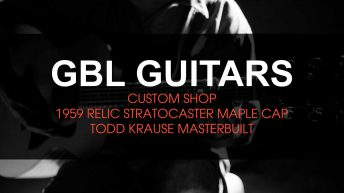 1959 relic stratocaster maple cap todd krause masterbuilt